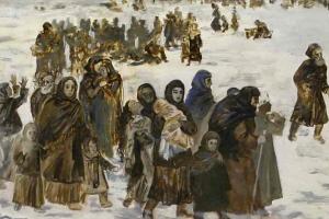 крым, депортация, история, сталин, ссср