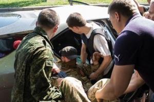 Информация от Полторака: наступление террористов на Марьинку остановлено, - журналист Бочкала - Цензор.НЕТ 5841