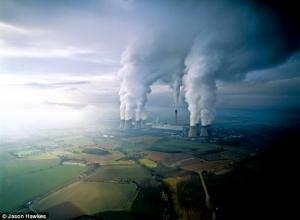 экология, парниковые газы, выбросы в атмосферу, сша, китай