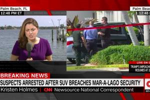 трамп, Мар-а-Лаго, палм-бич, сша, нападение, полиция, штурм