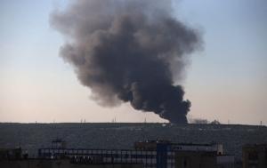 сватово, украина, взрывы