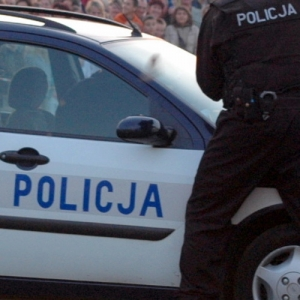 Полиция Польши, подпольная табачная фабрика, украинцы-нелегалы отпущены, Перебейнис