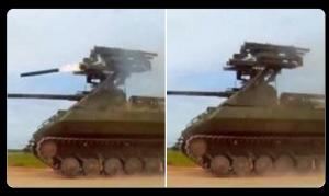"""новости, Россия, оружие испытания, запуск, кадры, фото, Минобороны РФ, """"Уран-9"""""""