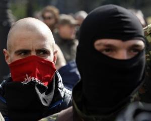 скоропадский, правый, сектор, украина, порошенко, националист, не наш, президент