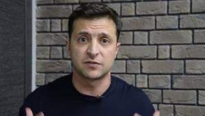 зеленский, украина, выборы, скандал, общество