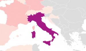 Эпидемия, Италия, коронавирус,  Заражение,  Ломбардия,