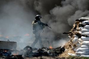 АТО ,Луганск, Станица, Счастье, обстрелы, ополчение, силы, Север