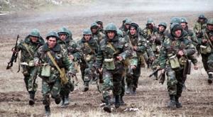 Россия, Курилы, учения, военные
