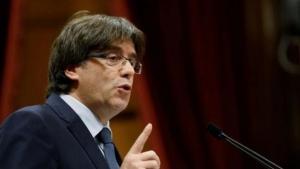 каталония, скандал, пучдемон, испания, независимость, референдум