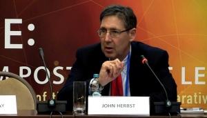 Минский процесс, АТО, США, Джон Хербст