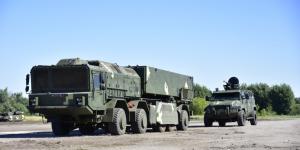 украина, армия, военная техника, гром-2, ракетный комплекс, аналог искандера, российская агрессия, америка, сми