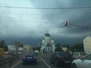 москва, видео, дождь, ливень, ураган, фото, соцсети, погода, природная стихия, шторм, новости россии