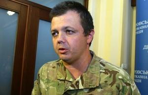 семен семенченко, батальон донбасс, новости украины, политика. общество, верховная рада