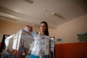 Болгария, выборы, парламент, досрочные, опрос, партии