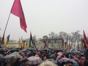 Украина,  политика, саакашвили, митинг, рада, киев, рух нових сил, вру, порошенко, новости киева, видео, марш возмущенных, марш обурених
