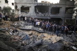 израиль, сектор газа, обстрел, погибшие