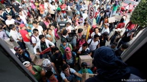 мексика, студенты, наркокартель, похищение, мехико
