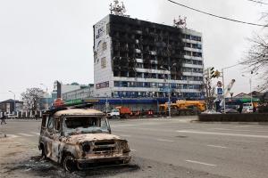 Грозное, Россия, Путин, жертвы, мирное население, Кадыров, спецоперация