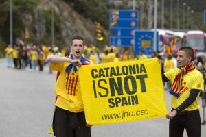 каталония, испания, опрос, независимость