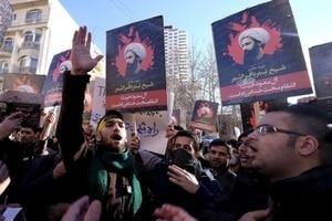 сауды, иран