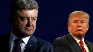 Порошенко, Трамп, Путин, США, Украина, Россия, Донбасс, Крым, политика, НАТО, летальное оружие, ВСУ, общество, санкции