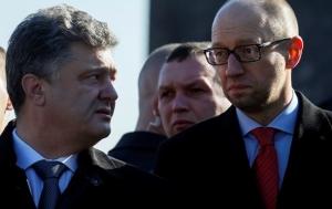 Украина, политика, общество, яценюк, кабмин, порошенко