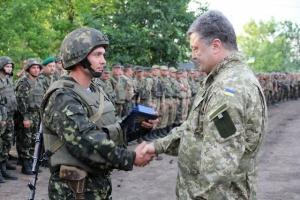 петр порошенку, вооруженные силы украины, армия,
