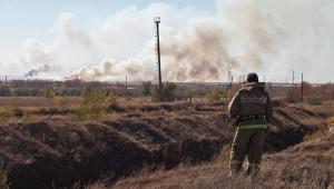 ростов, пожар, проишествия, армия россии, общество, склад боеприпасов