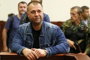 Александр Бородай, Игорь Стрелков, Юго-восток Украины, Донецк