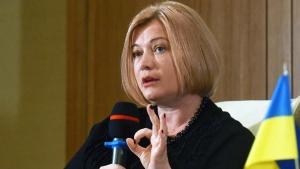 Геращенко , Зеленский, Выстпление Зеленского в польше, Речь Зеленского в польше.