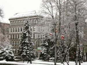 Украина,  погода, прогноз, температура, области, днепр, снег