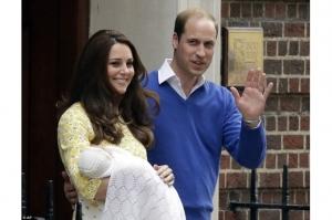 принц уильям, кейт миддлтон, дочь, Шарлотта Элизабет Диана