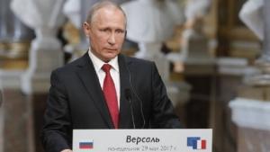 Россия, политика, путин,  украина, франция, макрон