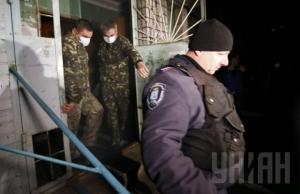 киев, мвд украины, происшествия, партия регионов, калашников