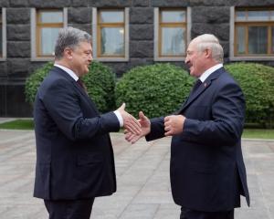 Петр Порошенко, Александр Лукашенко, Война, Донбасс, Встреча