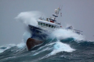 шотландия, бедствие, корабль