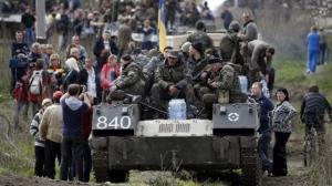 юго-восток украины, ситуация в украине, новости славянска, ато, славянск после ато