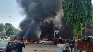 нигерия, терроризм, происшествие ,криминал, общество