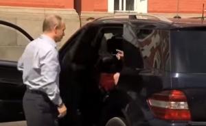 россия, путин, песков, инцидент, скандал