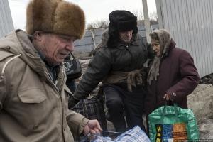 Дебальцево, АТО, ДЛНР, перемирие, 17 февраля
