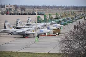 ВВС, Украина, истребители
