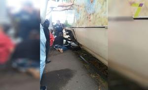 """Украина, Одесса, ДТП, Трамвай, Происшествие, Одесгорэлектротранс"""""""