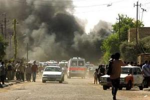ирак, взрыв, теракт