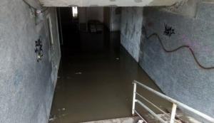 ливень, потоп, одесса, видео, подземный переход, происшествия, новости украины