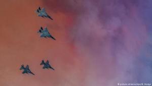 """НАТО, США, Истребители, Российско-белорусские учения, """"Запад-2017"""", Литва"""