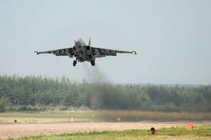 ЛНР, СУ-25, дебальцево ,артемовск, происшествие, всу, донбасс
