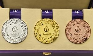 европейские игры, баку-2015, украина, россия медальный зачет, медали