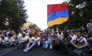 ереван, армения, протесты, армянский майдан