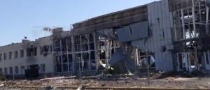 аэропорт луганск, ато, последствия