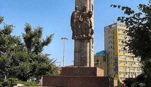 декоммунизация, Щецин, Польша, новости Польши, происшествия, памятник